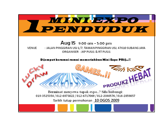 MINI EXPO 1PENDUDUK Flyer_14