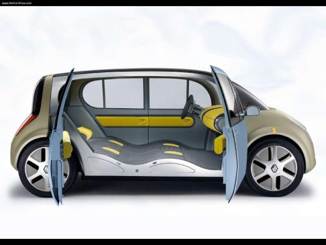 [FUTUR MODELE][2014] Citroën C4 Cactus [E31] - Page 2 Renaul11