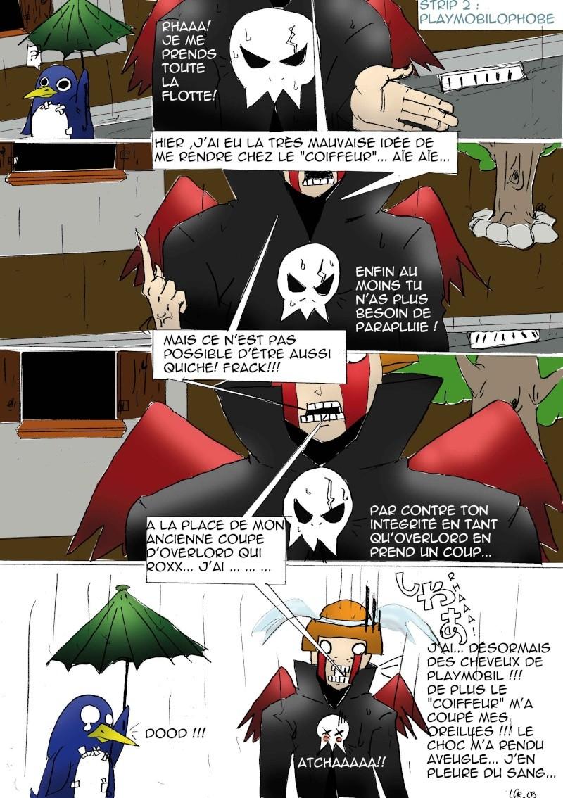 Galerie de Lloydarkraignos + strips du vendredi Stripm11