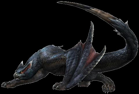 Monster Hunter - Le jeu de role