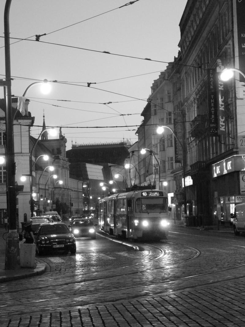 le tramway à Prague P1010410