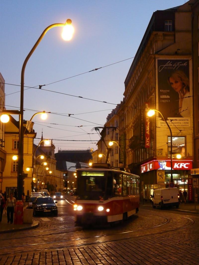 le tramway à Prague P1010412