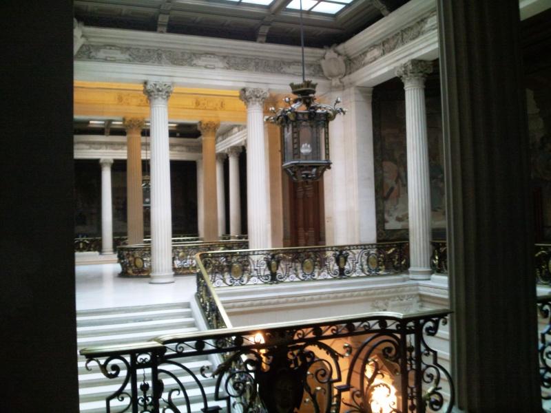 Visite de la Sorbonne Photo012