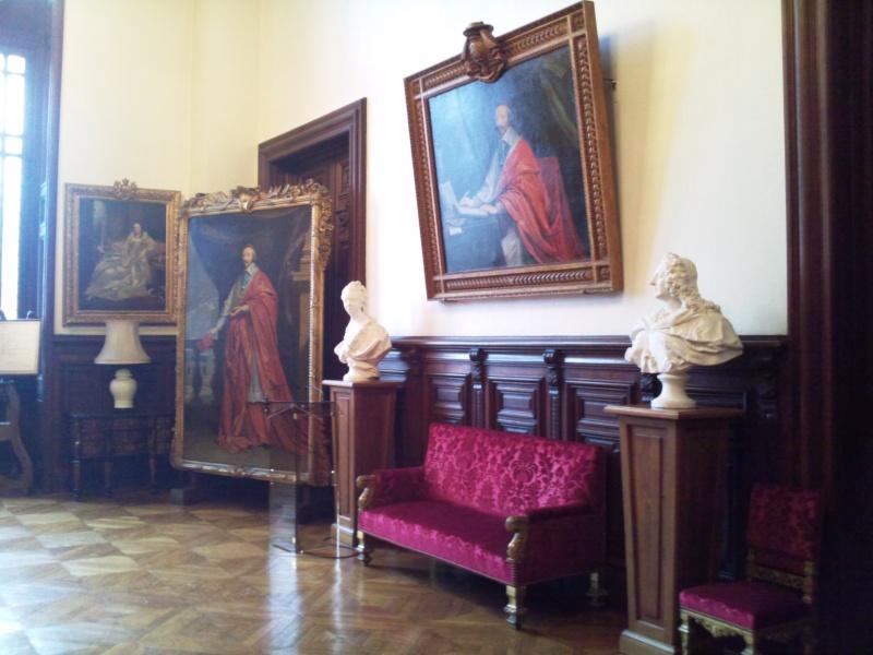 Visite de la Sorbonne Photo015