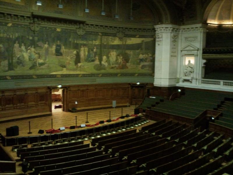 Visite de la Sorbonne Photo028