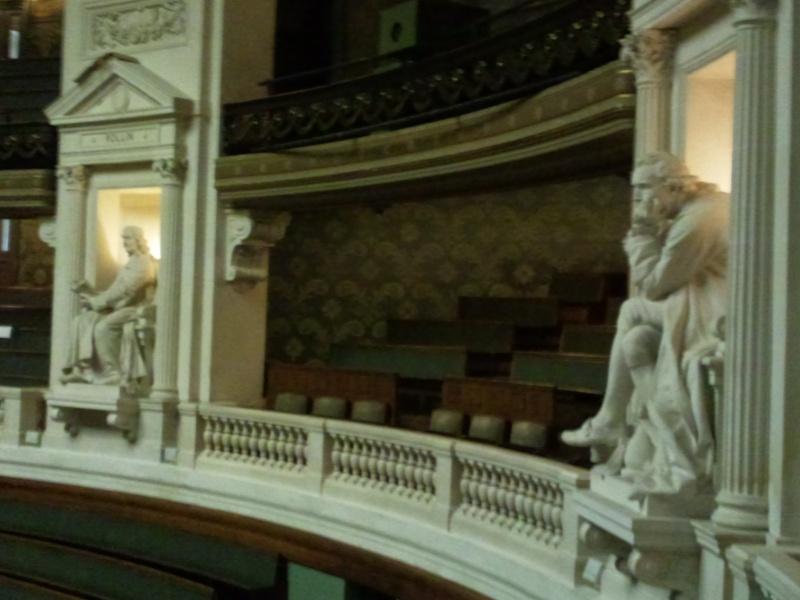 Visite de la Sorbonne Photo029
