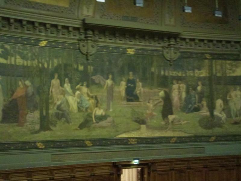 Visite de la Sorbonne Photo030