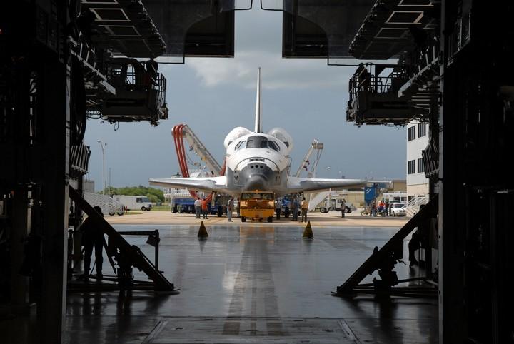 [STS-130] Endeavour : préparatifs 2009-410