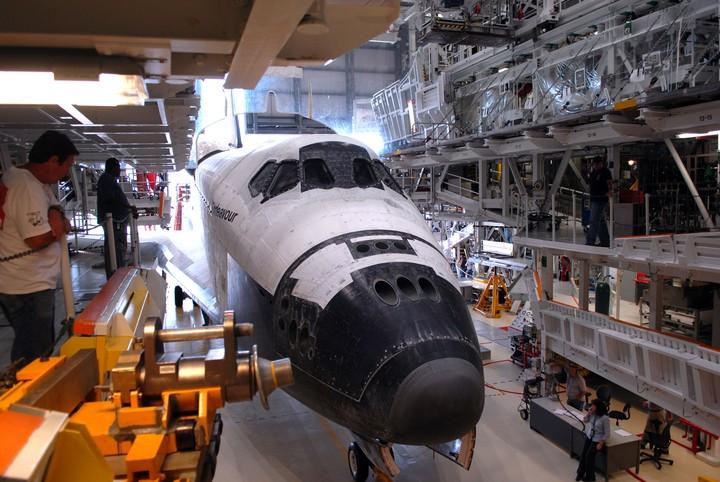 [STS-130] Endeavour : préparatifs 2009-411