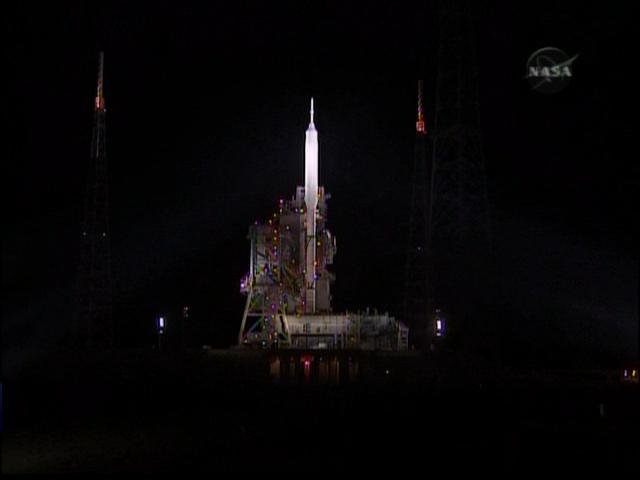 Ares 1-X : suivi du lancement (deuxième tentative le 28/10/2009) Ares10