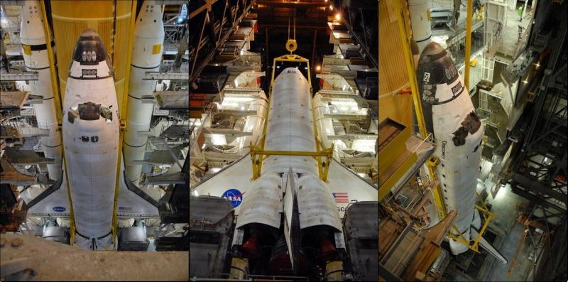 [STS-128] Discovery : préparatifs Asembl10
