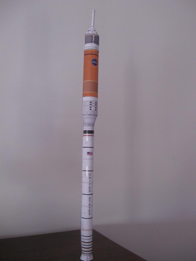 Maquette en Papier ---Ares I--- Img_0311