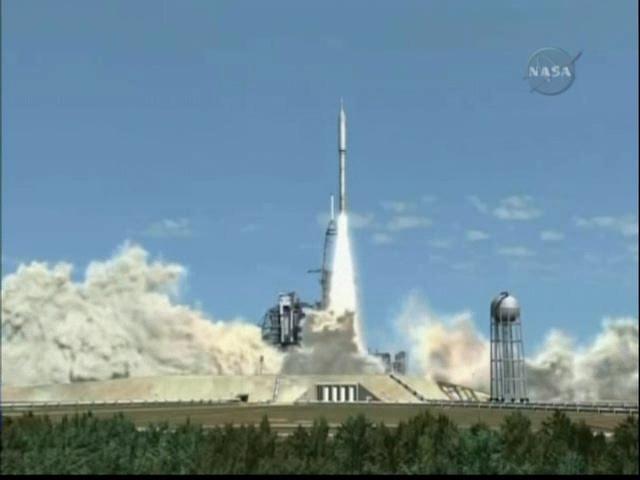 Ares 1-X : suivi du lancement (deuxième tentative le 28/10/2009) - Page 2 Vlcsna13