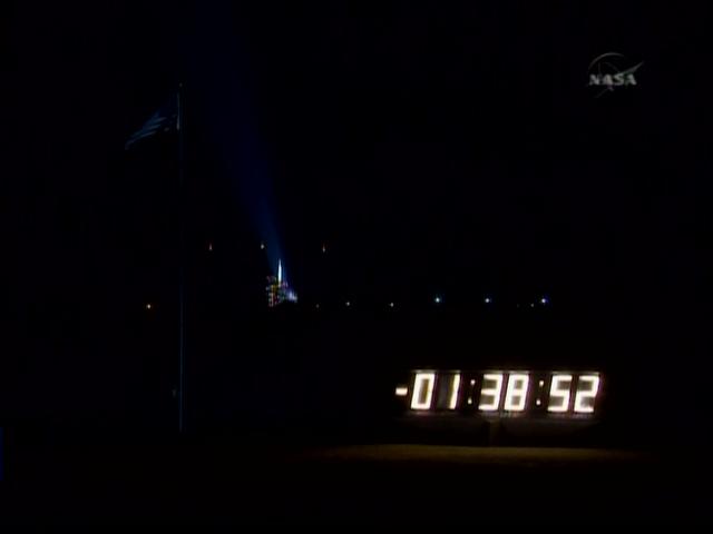 Ares 1-X : suivi du lancement (deuxième tentative le 28/10/2009) Vlcsna37