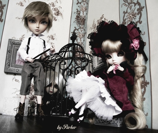[JP - Pullip & taeyang custo] °Another time° bas p.4 410