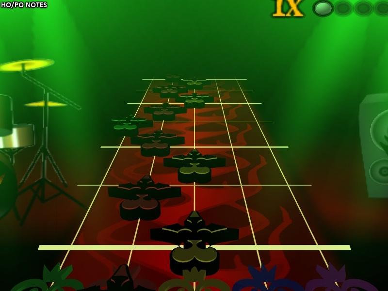 Kingdom Hearts 3D Frets/Notes Hopo10