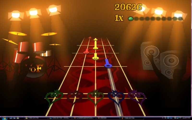 Kingdom Hearts 3D Frets/Notes Khfpic10