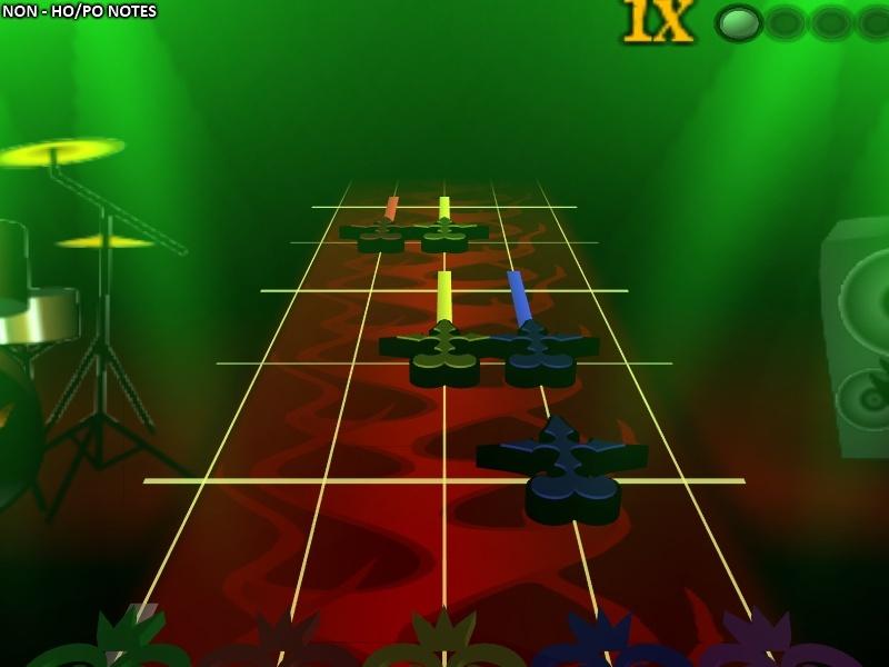 Kingdom Hearts 3D Frets/Notes Non-ho10