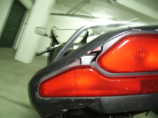 Pintura de motos em spray. Ssa46012