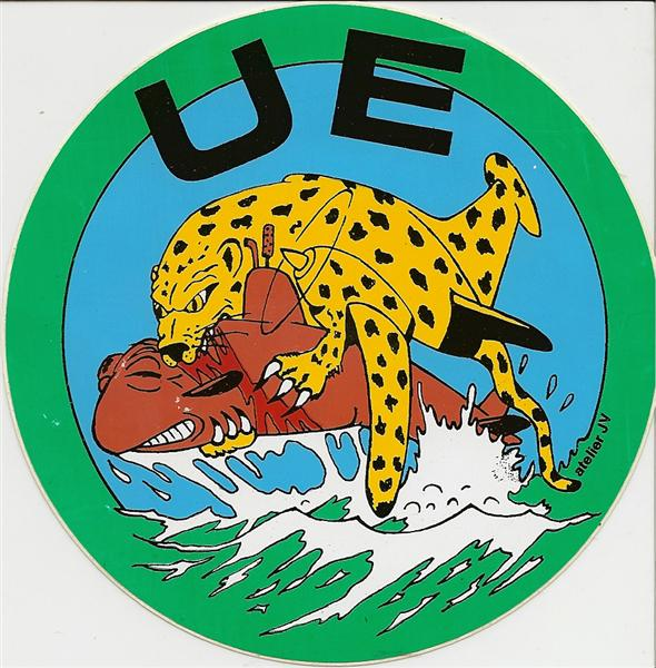[ Logos - Tapes - Insignes ] AUTOCOLLANTS DE LA MARINE Ue_med10