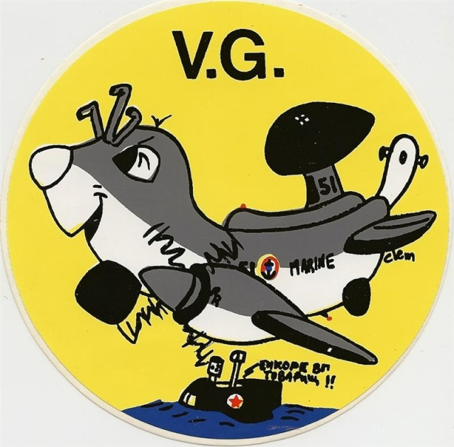 [ Logos - Tapes - Insignes ] AUTOCOLLANTS DE LA MARINE Vg_med10
