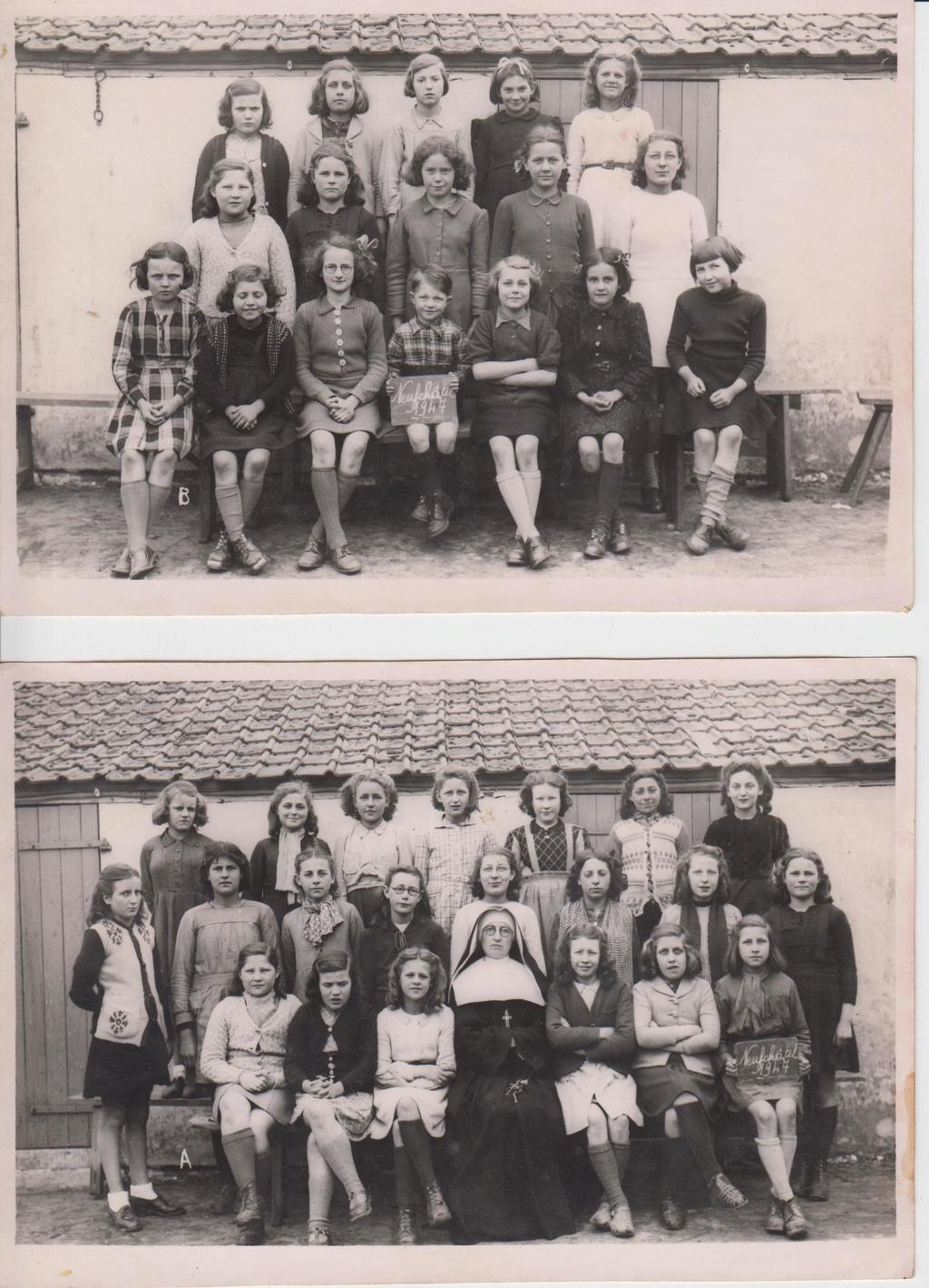 [Neufchâtel] École des soeurs - 1947 Ecole_11