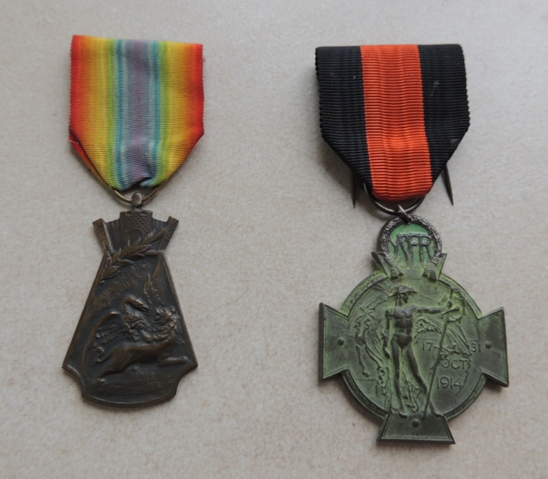 Ma petite collection de Médailles belges WW1 et WW2. Nouvelle arrivée 15/03/2015 Dscn2422