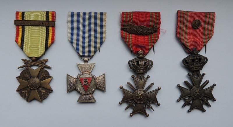 Ma petite collection de Médailles belges WW1 et WW2. Nouvelle arrivée 15/03/2015 Dscn2511