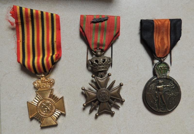 Ma petite collection de Médailles belges WW1 et WW2. Nouvelle arrivée 15/03/2015 Dscn2517