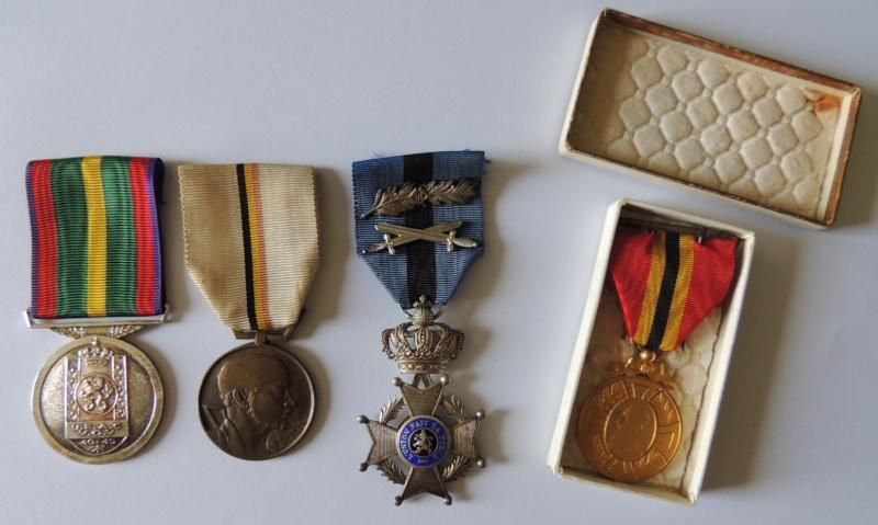 Ma petite collection de Médailles belges WW1 et WW2. Nouvelle arrivée 15/03/2015 Dscn2522