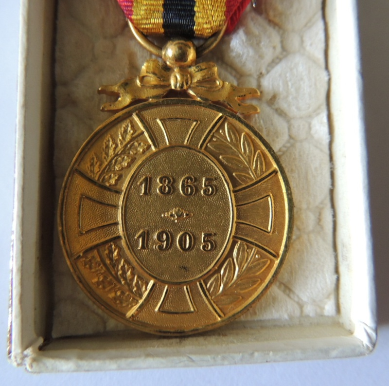 Ma petite collection de Médailles belges WW1 et WW2. Nouvelle arrivée 15/03/2015 Dscn2523