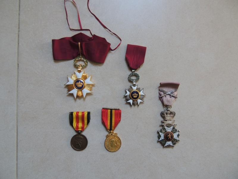 Ma petite collection de Médailles belges WW1 et WW2. Nouvelle arrivée 15/03/2015 Dscn2532