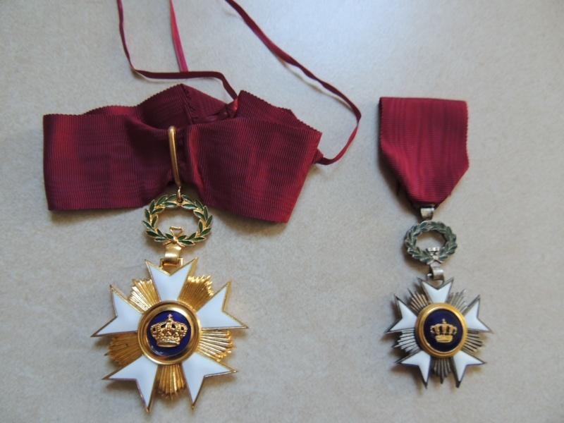 Ma petite collection de Médailles belges WW1 et WW2. Nouvelle arrivée 15/03/2015 Dscn2533