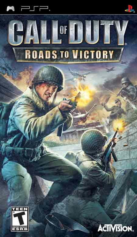 [Test] Call of Duty Roads to Victory - 2007 - PSP Call_o10