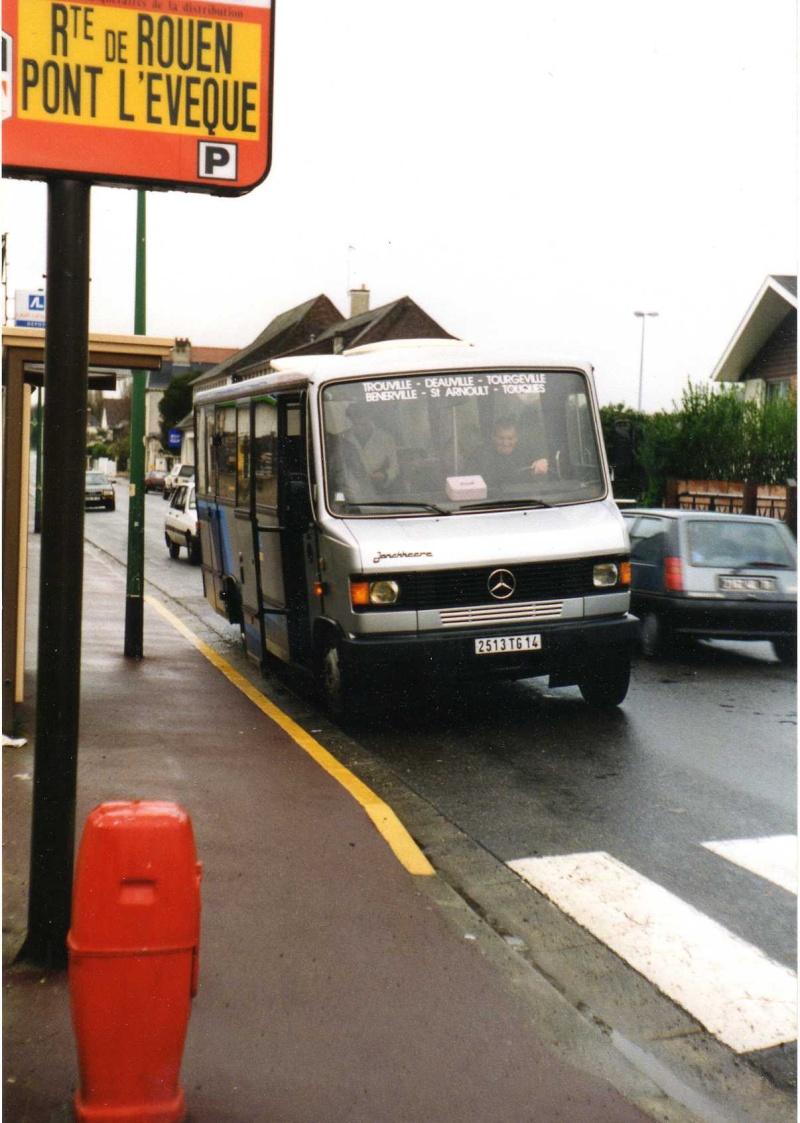 Nouvelle ligne Bus Verts n°21 Deauvi11