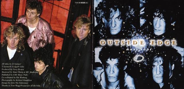 Outside Edge - More edge (1987) Img51810