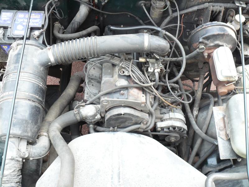 questions avant demontage  cj7 Laredo 2l essence (Closed) 610
