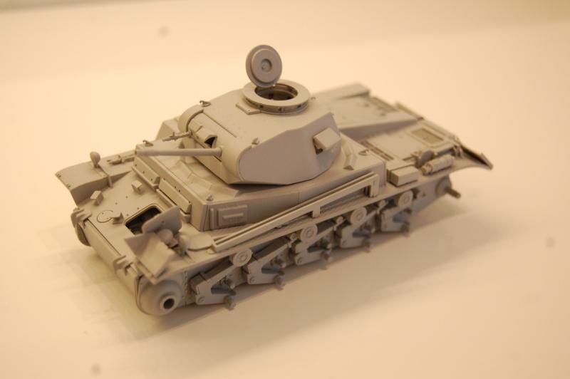 panzer - [Pedrolemac] Stalingrad - le tombeau de la Wehrmacht - panzer II  Dioram18