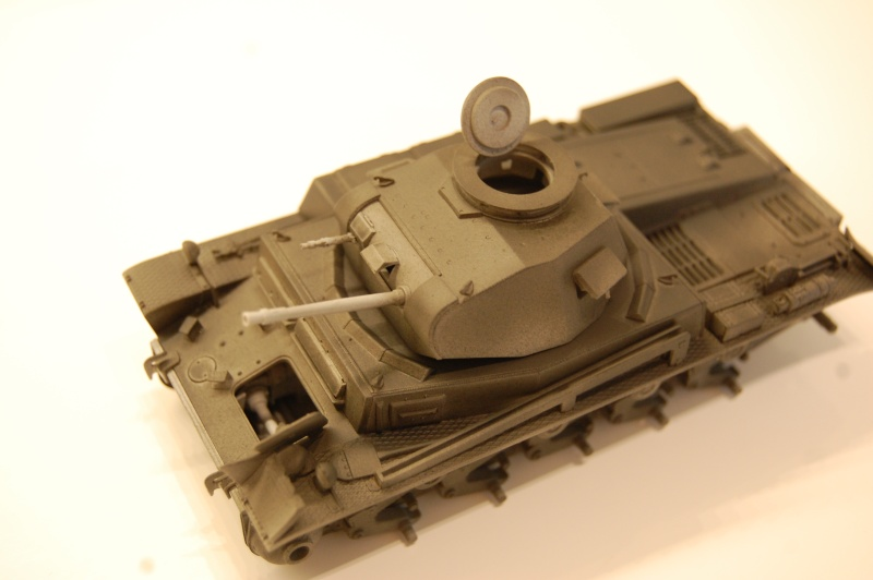 panzer - [Pedrolemac] Stalingrad - le tombeau de la Wehrmacht - panzer II  Dioram33