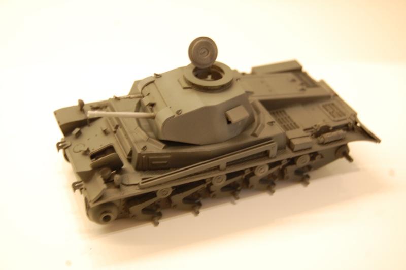 panzer - [Pedrolemac] Stalingrad - le tombeau de la Wehrmacht - panzer II  Dioram35