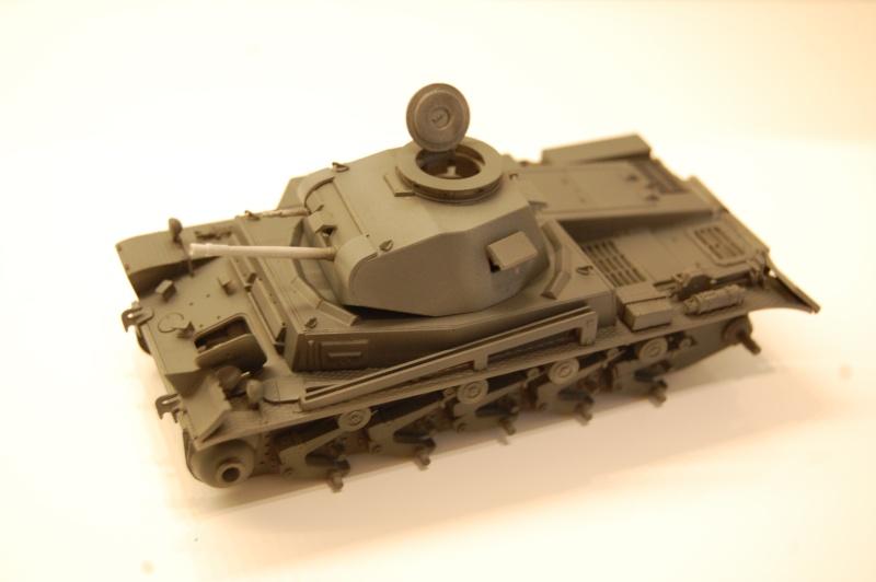 panzer - [Pedrolemac] Stalingrad - le tombeau de la Wehrmacht - panzer II  Dioram36