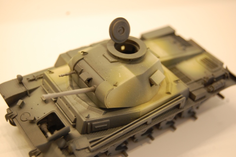 panzer - [Pedrolemac] Stalingrad - le tombeau de la Wehrmacht - panzer II  Dioram68