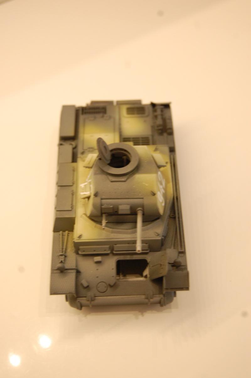 panzer - [Pedrolemac] Stalingrad - le tombeau de la Wehrmacht - panzer II  Dioram73