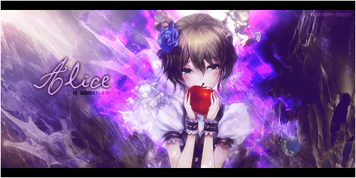 CRAZY-SWEET GALERIE ✽ Alice_11