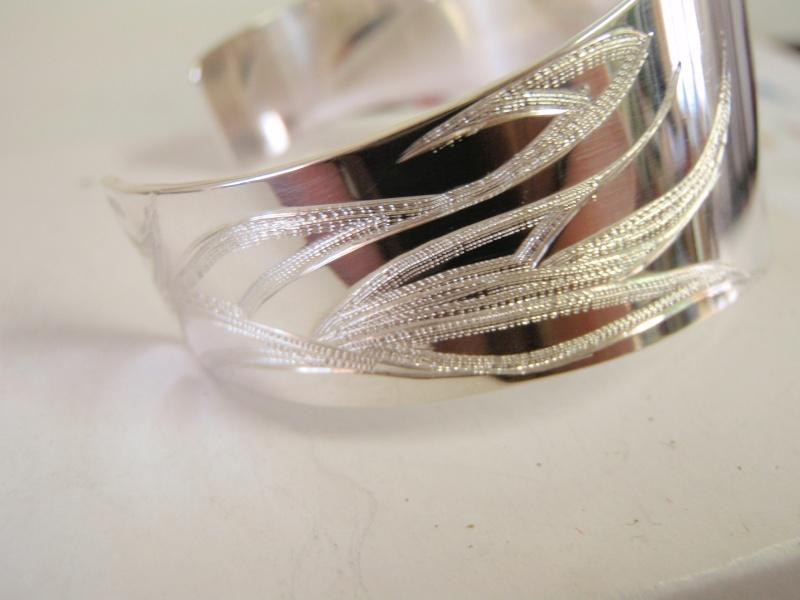 bracelet argent  tortue P1249411