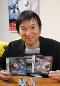 Satoshi Tajiri Satosh11