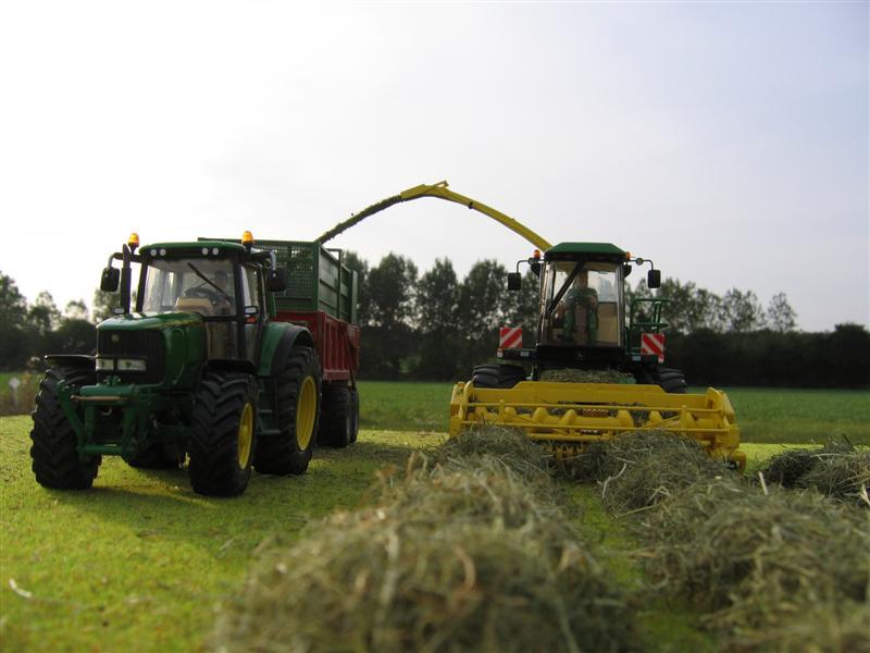 ETA des Travaux Agricoles de l'Erdre [Semis de maïs 2010!!!] Recolt45