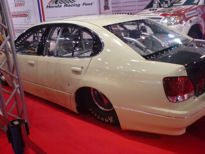 Drag Lexus Dsc00611