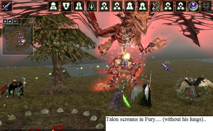 The night Talon tried to rise... Talonu11