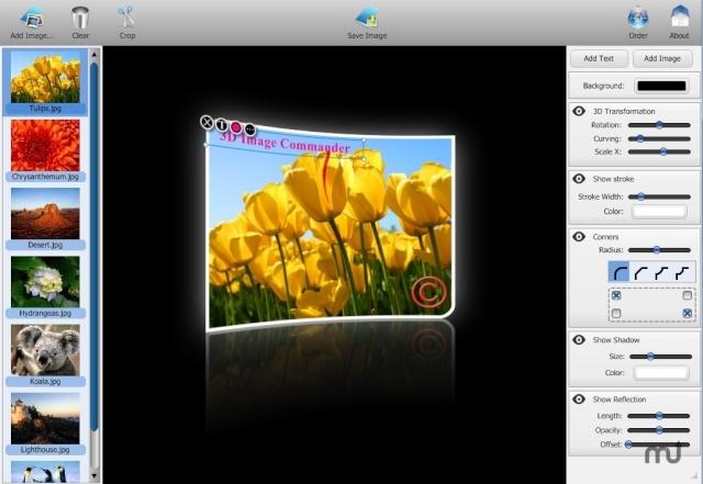 برنامج لتحويل صورك لصور ثلاثية الأبعاد و إضافة تأثيرات روعة 31554_10